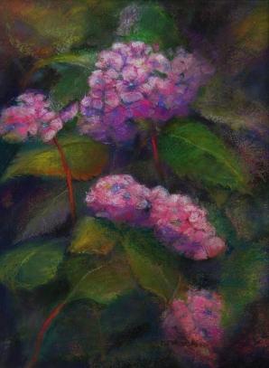 From Bob's Garden - Pastel