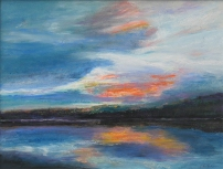 Canadian Sunrise - Pastel